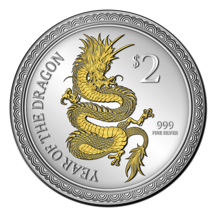 Year of the Tiger Coins