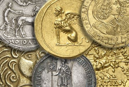 Ancient Coins of the Silk Road