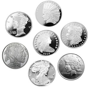 how buy silver rounds