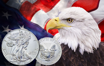 There's No Sales Tax On Silver Eagles At Gainesville Coins!