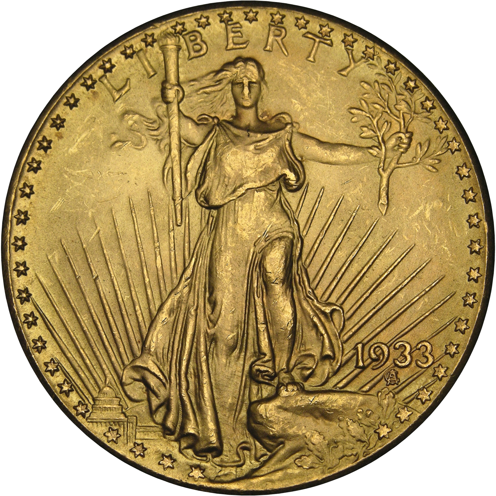 What Is Pre-1933 U.S. Gold?