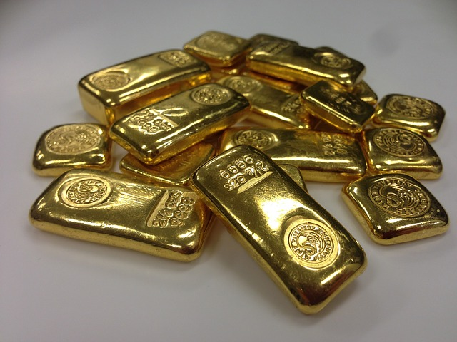 learn about gold bars