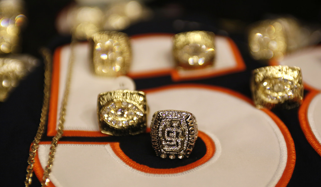 How Much Gold Is In a Super Bowl Ring?