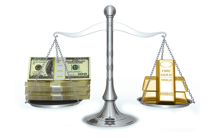 How Much Do These Common Items Weigh In Gold?