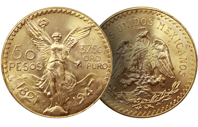 The History of the 50 Gold Peso Centenario