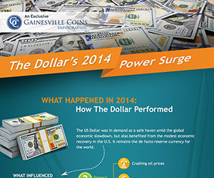 The Dollar's 2014 Power Surge