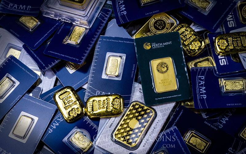 How Much Is a Gold Bar Worth?