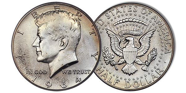 The Most Valuable Kennedy Half Dollars
