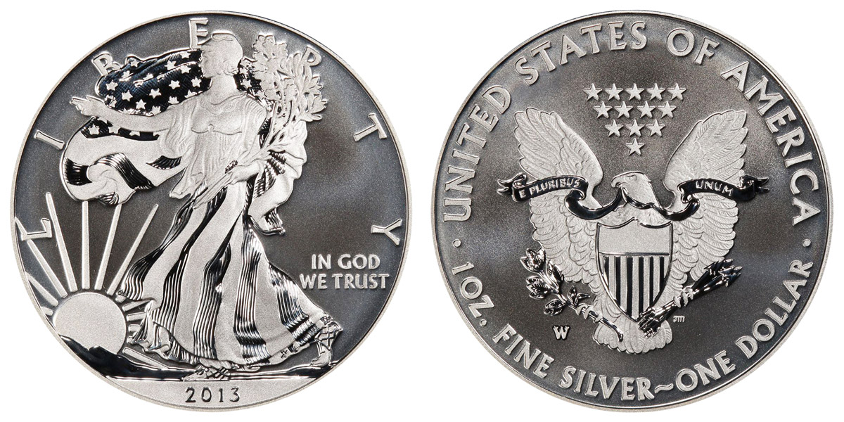 Learn About American Silver Eagles