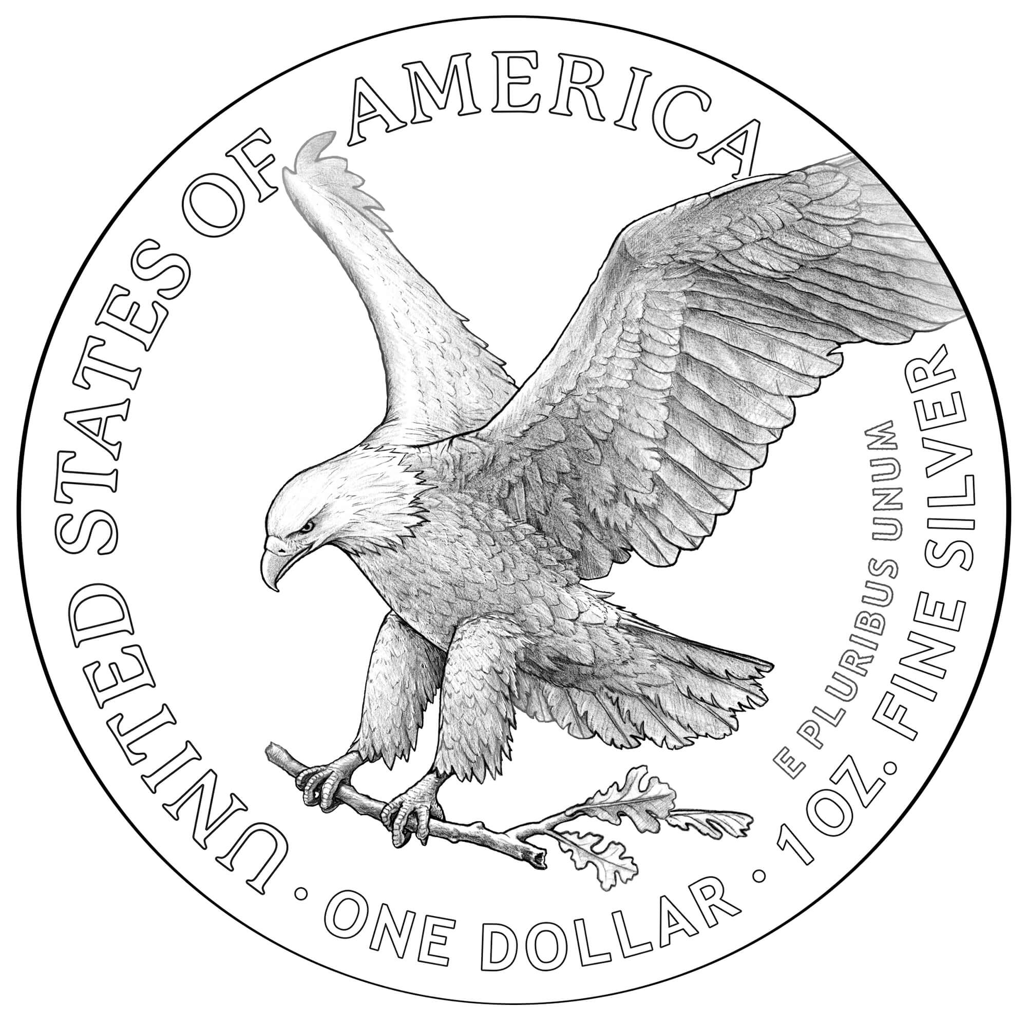 New Silver Eagle Design Launches in 2021