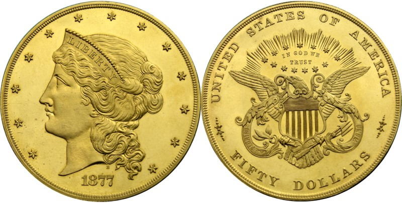 Half Union: The Forgotten 50 Dollar U.S. Gold Coin