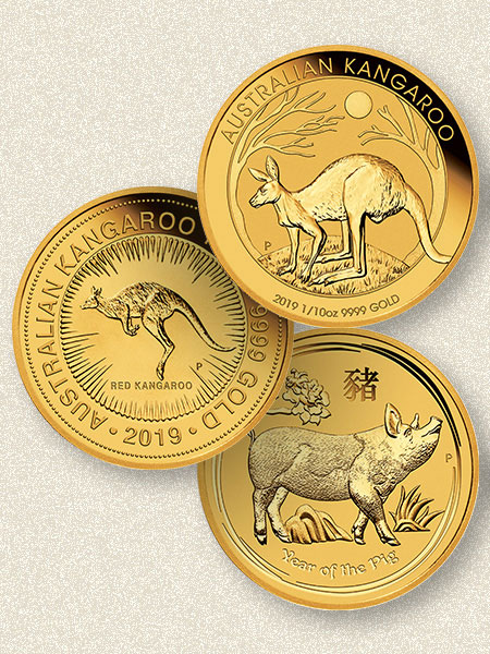 australian perth mint gold