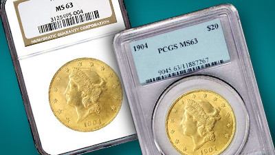 Buy $20 liberty gold coins certified