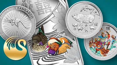 Buy perth mint silver
