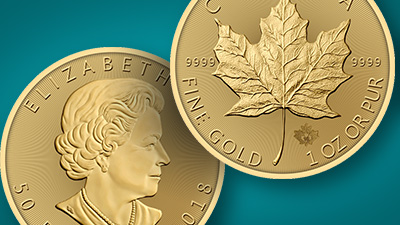 Buy canadian gold maple leafs