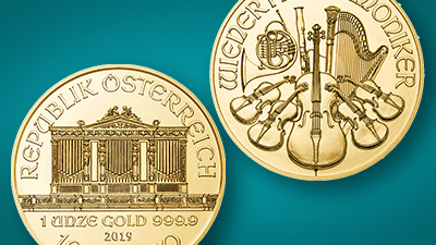 Buy austrian gold philharmonic