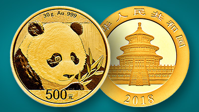 Buy chinese gold pandas