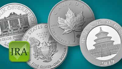 Buy ira eligible silver