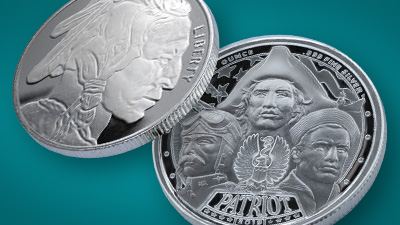 Buy Silver Bullion Online at the USA's Trusted Provider