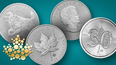 Buy canadian silver coins