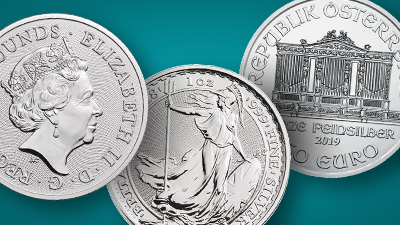 Buy european silver coins