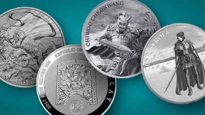 Buy south korean silver