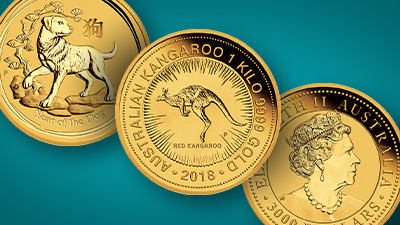 Buy australian gold coins