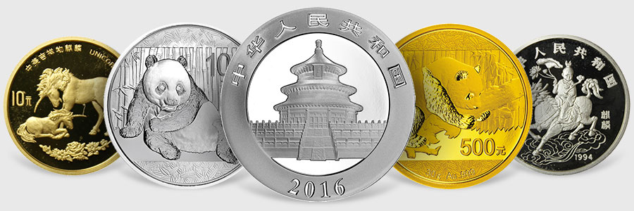 Chinese Mint Coins
