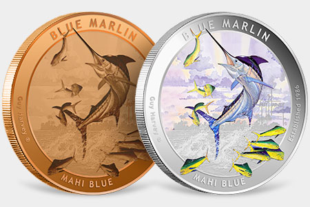 Guy Harvey Series 1 - Blue Marlin