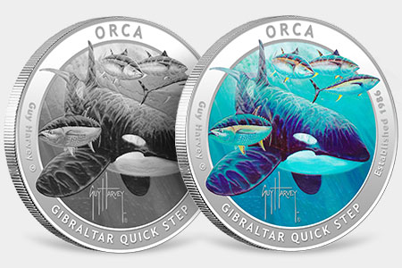 Guy Harvey Series 3 - Orca