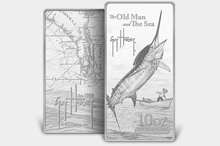 Guy Harvey The Old Man and The Sea