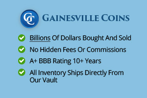 About Gainesville Coins