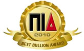 NIA Best Bullion Award