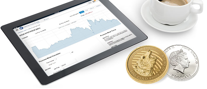 Track Your Precious Metal Investments