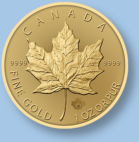 Buy 2019 Canadian Gold Maple Leaf