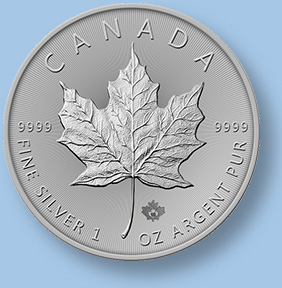 Buy 2019 Canadian Silver Maple Leaf