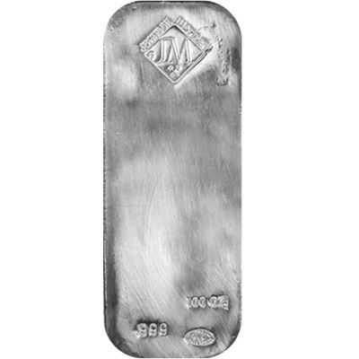 name brand silver bar johnson