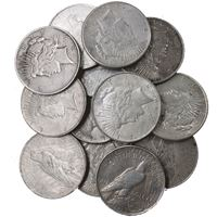 peace silver dollar coins very
