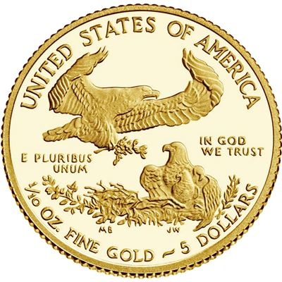american gold eagle coins $5