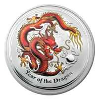silver australian year the dragon