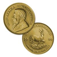 gold south african krugerrand dates