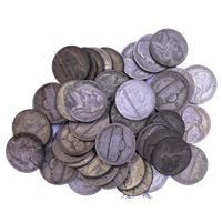 silver war nickel coins $1