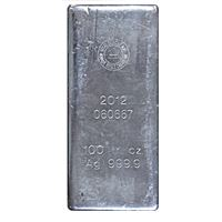 royal canadian mint silver bar