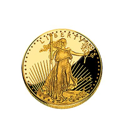 proof gold american eagle random