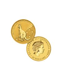 perth mint gold kangaroo random