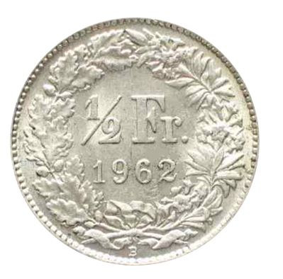 switzerland franc silver coins silver
