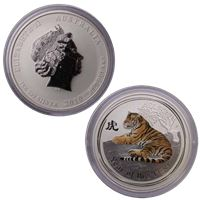 australian year the tiger kilo