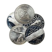mint commemorative silver dollar silver