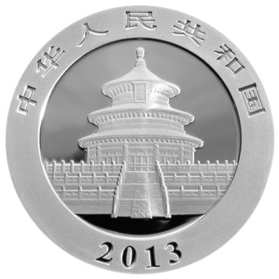silver chinese panda coins capsule
