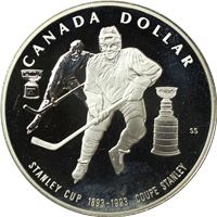 canadian proof silver dollar stanley